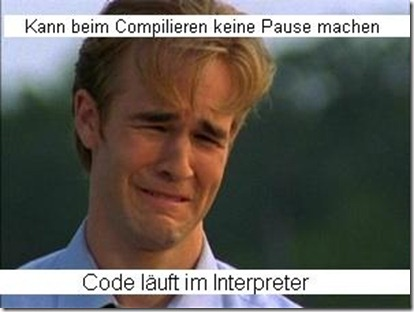 Programmierer-Probleme