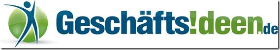 Geschäftsideen.de - Logo weiss
